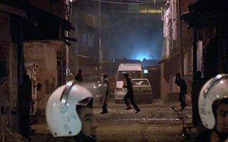 Erzurum'da olaylı gece!