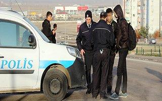 Erzurum'da 362 aranan kişi yakalandı