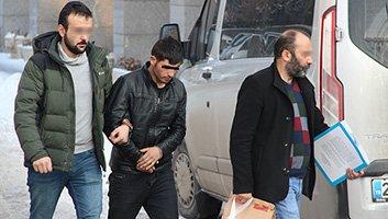 Erzurum'da silahlı ve maskeli soygun
