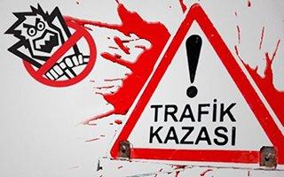 Erzurum'da 2 ayda 331 trafik kazası!