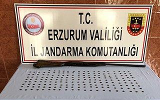 Erzurum Polisinden sikke operasyonu