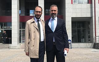 FETÖ'den yargılanan Murat Kılıç beraat etti