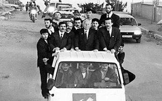 Bu kamyonetten 1 cumhurbaşkanı 2 başbakan çıktı