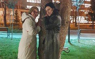 Erzurum'da ağaç dinleme ekibi işbaşında!