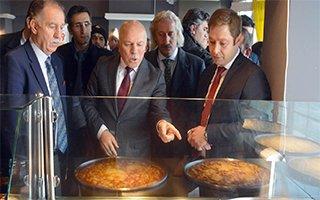 Erzurum'dan Yurt Dışına Şoklu 'Su Böreği'