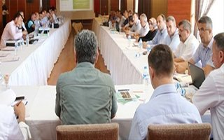 Orman Müdürleri Erzurum'da toplandı