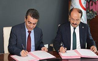 İki kurum arasında 'Sağlıklı Protokol'ü imzalandı