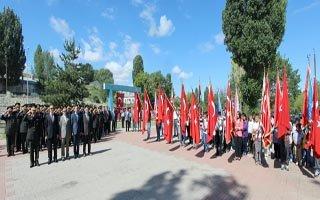 Aziziye'de Atatürk coşkusu