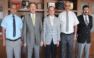 DASAD'dan Başkan Küçüklere ziyaret