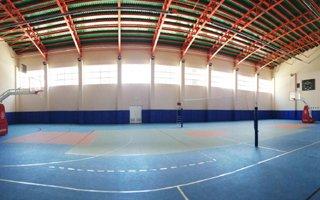 Palandöken'de yaşayanlara spor kompleksi