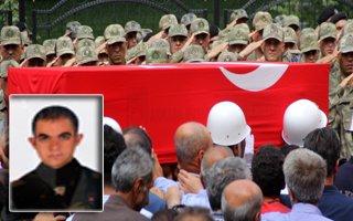 Erzurumlu Şehit Polise Son Görev