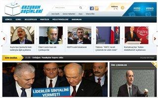 Erzurum seçimleri yeniden yayında