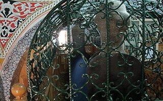 Abdurrahman Gazi Türbesi'ne ziyaretçi akını