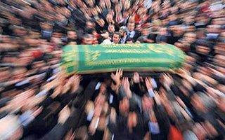 Erzurum'da ölüm oranında artış
