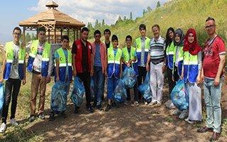 İyilik Gönüllüleri'den Örnek Hareket