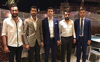 Erzurum gençliği Erzurumspor için bir arada