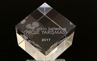 Büyükşehir proje yarışmasında Türkiye ikincisi