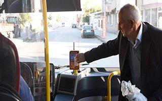Erzurum'da Bayramda toplu taşıma ücretsiz