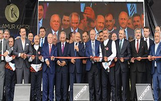 Dadaşlar Ankara'da Buluştu