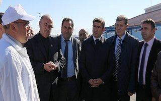 Büyükşehir'in yatırım turu devam ediyor