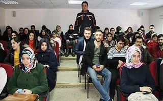 AFAD'dan Hemşirelik Fakültesi'ne Eğitim