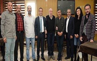 Erzurum Gazeteciler Cemiyeti'nde Barlak Dönemi