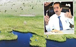 """Tortum'un """"yüzen adaları"""" turizme kazandırıldı"""