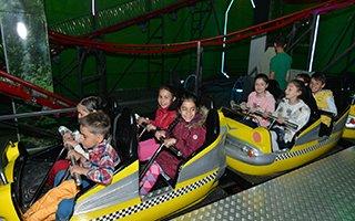 Yakutiye'den Çocuklara 23 Nisan Hediyesi