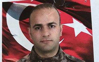 Şehit Polis Erzurum'da toprağa verildi