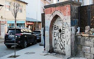 Büyükşehir tarihi çeşmeleri restore edecek