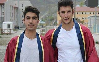 Erzurum'da liseli gençler gölette boğuldu
