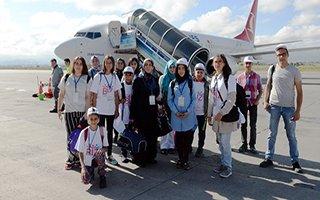 Erzurum'dan Bosna Hersek'e anlamı etkinlik