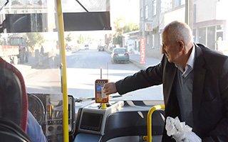 Bayramı birinci günü toplu taşıma ücretsiz
