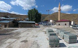 Büyükşehir Rizekent köyünün çehresini değiştirdi