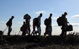 Erzurum yurt dışından bin 448 kişilik göç aldı
