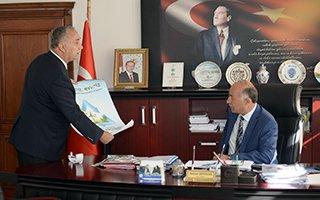 """Vali Azizoğlu: """"Temiz bir dünya için sıfır atık"""""""