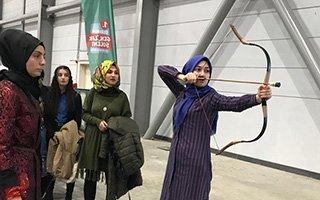 AK Partili gençler şölende buluştu