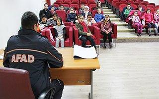 Erzurum AFAD 2 yılda 80 bin kişiye ulaştı