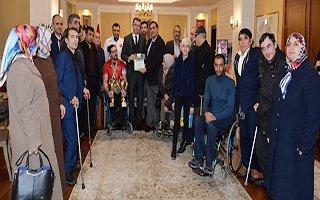 İşte Erzurum'un ilk engelli araştırma raporu