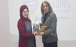 TYB Erzurum Şubesi'nde mobbing sunumu