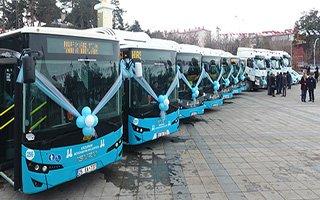 Büyükşehir araç filosunu güçlendiriyor