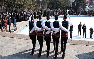 Erzurum'da coşkusuz kurtuluş