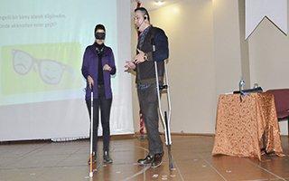 Erzurum'da 'Engelsiz Eğitim Buluşmaları'