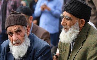 Erzurum 2018 yılı yaşlı nüfus oranı açıklandı