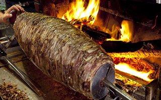 Erzurum'da cağ kebap festivali düzenleniyor