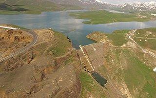 Erzurum''da barajlar tamamen doldu