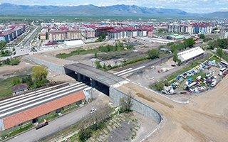 Büyükşehir'den Şehir Trafiğini Rahatlatan Proje