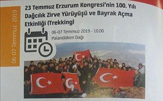 Erzurum'da Milli Mücadele Ruhu Yaşatılacak