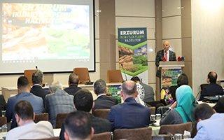 Erzurum'da İklim Eylem Planı Zirvesi