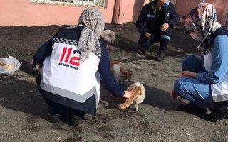 Alkışlar Erzurum 112 Acil Çağrı Merkezi Personeline